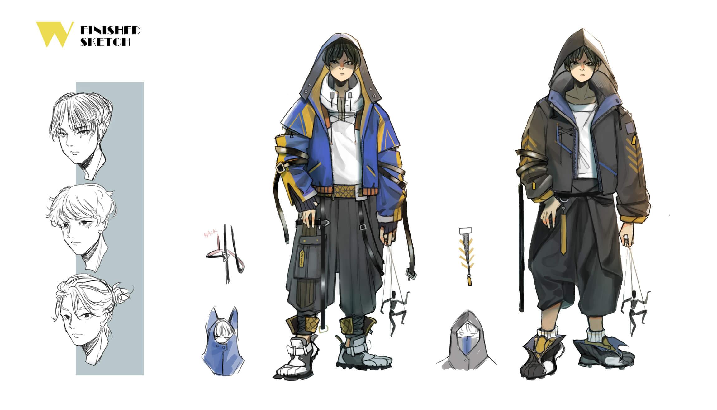 FOX_character-design-2