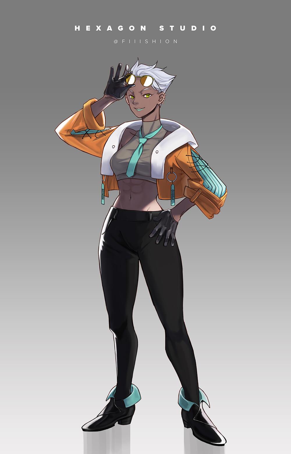 20201012-Character-design_Hexagon-Studio_1000PX